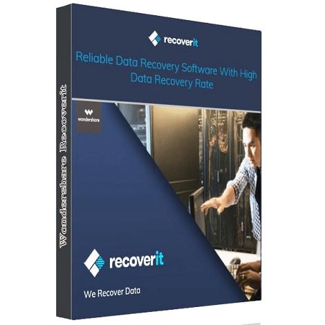 Wondershare Recoverit 9.5.3.18 Crack Torrent [MAC/Win] Full Here