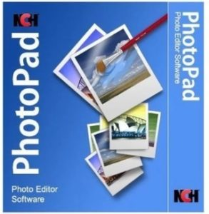 NCH PhotoPad Image Editor Pro 7.23 With Crack [ Latest 2021 ]